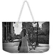 Urban Lady Weekender Tote Bag