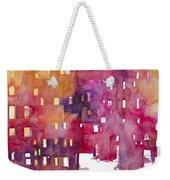 Urban Landscape 3 Weekender Tote Bag