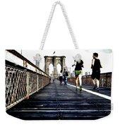 Urban Landscape Weekender Tote Bag