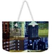 Urban Layers Weekender Tote Bag