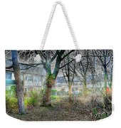 Urban Mythical Nature Art Weekender Tote Bag