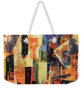 Urban Patterns 7 Weekender Tote Bag