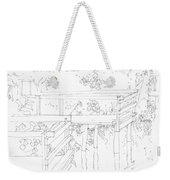 Urban River Bank Weekender Tote Bag