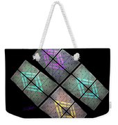 Urban Space Station Weekender Tote Bag