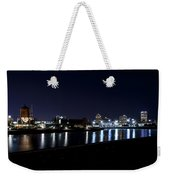 Urban Sparkle Weekender Tote Bag