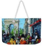 Urban Story - Champs Elysees Weekender Tote Bag