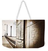 Urban Streets  Weekender Tote Bag
