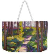 Urban Trail Climb Weekender Tote Bag