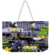 Urban Transport  Weekender Tote Bag