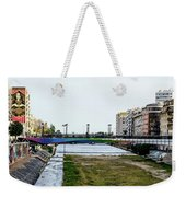Urban Vividness Weekender Tote Bag