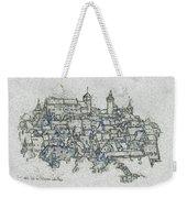 uremberg Sketching Weekender Tote Bag