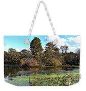 Urieville Pond Weekender Tote Bag