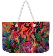 Urn Of The Fire Weekender Tote Bag