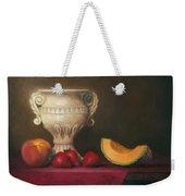Urn With Fruit Weekender Tote Bag