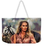 Ursula Andress Weekender Tote Bag