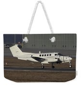 U.s. Army C-12 Huron Liaison Aircraft Weekender Tote Bag