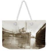 U.s. Army Transport Uss Mount Vernon 1917-1919 Weekender Tote Bag