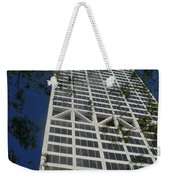 Us Bank With Trees Weekender Tote Bag