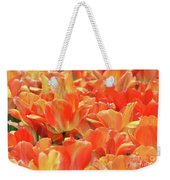United States Capital Tulips Weekender Tote Bag