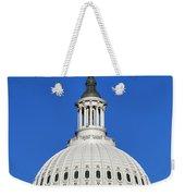 Us Capitol Building Dome Weekender Tote Bag