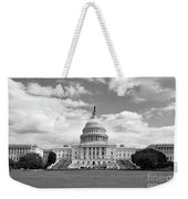 Us Capitol Building Washington Dc Weekender Tote Bag