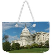 Us Capitol Washington Dc Weekender Tote Bag