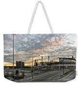 Us Cell Sunset Weekender Tote Bag
