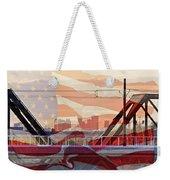 Us City Weekender Tote Bag