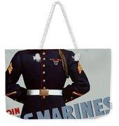 Us Marines - Ready Weekender Tote Bag