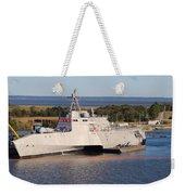 U.s. Navy Weekender Tote Bag