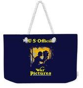 U.s. Official War Pictures Weekender Tote Bag