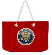 Presidential Service Badge - P S B Weekender Tote Bag