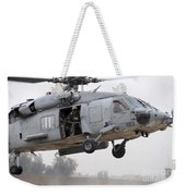 U.s. Special Forces Conduct Assault Weekender Tote Bag