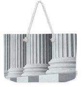 Us Supreme Court Building Iv Weekender Tote Bag