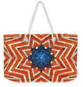 Usa Abstract Weekender Tote Bag