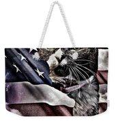 USA Weekender Tote Bag