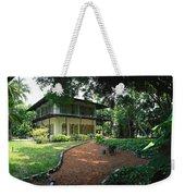 Usa, Florida, Key West, Ernest Weekender Tote Bag