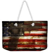Usa Handgun Weekender Tote Bag