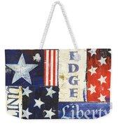 Usa Pride 1 Weekender Tote Bag