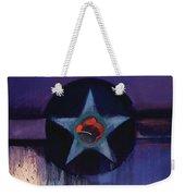 Usaaf Lilac Weekender Tote Bag