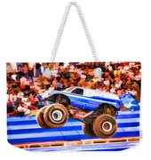 Usaf Afterburner Monster Jam Weekender Tote Bag