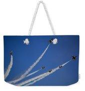 Usaf Thunderbirds Media Day 2 Weekender Tote Bag