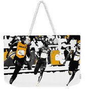 Usain Bolt Bringing It Home Weekender Tote Bag