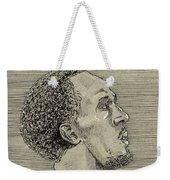 Usain Bolt Weekender Tote Bag