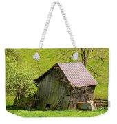 Used Virginia Barn Weekender Tote Bag