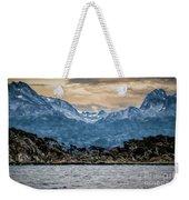 Ushuaia Ar 9 Weekender Tote Bag