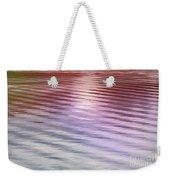 Ushuaia Ar - Ocean Ripples 2 Weekender Tote Bag