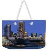 Uss Midway San Diego Ca Weekender Tote Bag