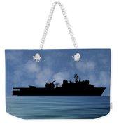 Uss Pearl Harbor 1996 V1 Weekender Tote Bag