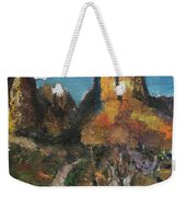 Utah Canyon Weekender Tote Bag